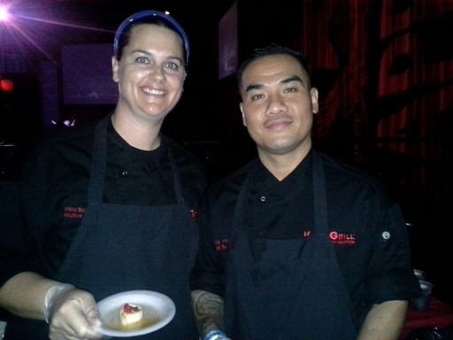 Kona Grill workers