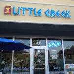 Dining at Little Greek – Gourmet Fast Food