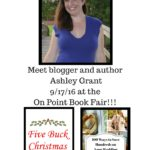 Join me at the On Point Book Fair on 9/17/16!!! #onpointbookfair