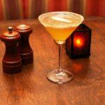 Thanksgiving Cocktails – Apple Cider Martini