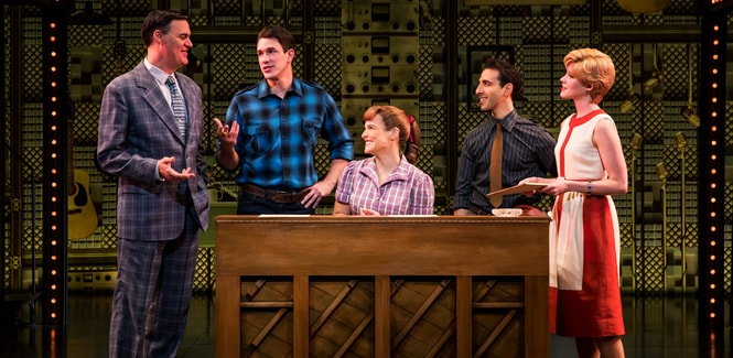 Four Friends - Beautiful the Carole King Musical