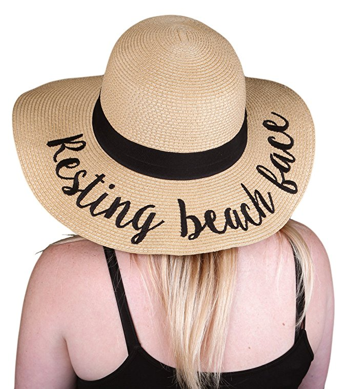 Sun Safety Beach Hat