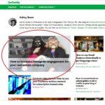 Article Spotlight: Nerdy Girls Do Real Estate On The Godaddy Blog
