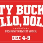 A Visual Feast of Joy in Hello Dolly