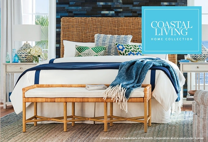 The Coastal Living Collection of Furniture is now available at Matter Brothers Furniture in Florida. #Ad