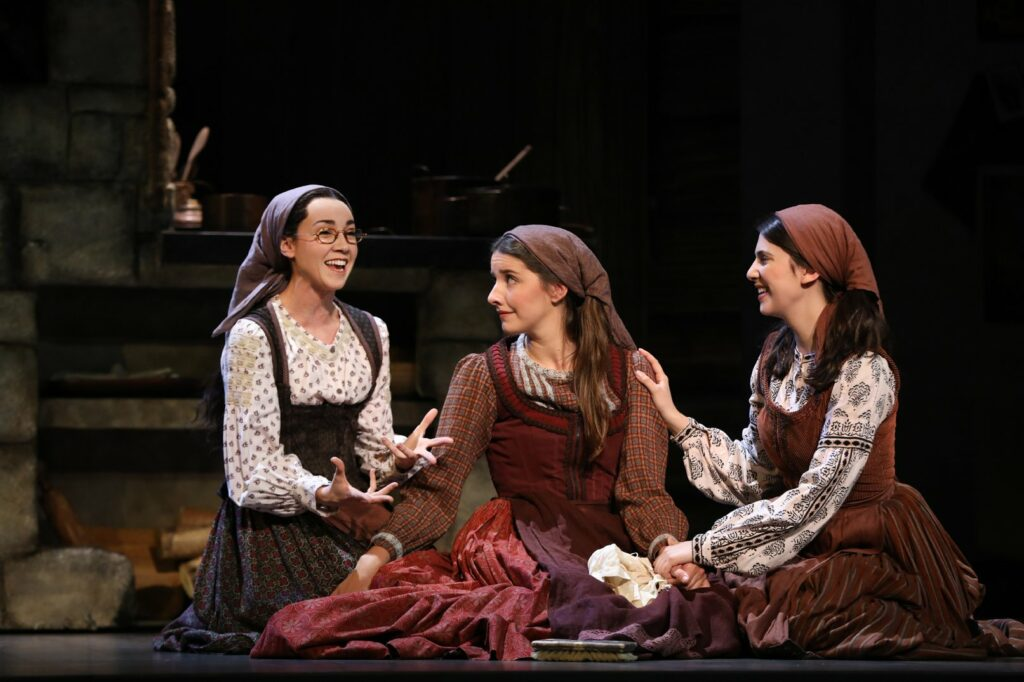 Fiddler On The Roof Daughters