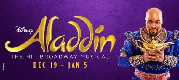 Aladdin The Musical At Straz Cast Ensemble 2