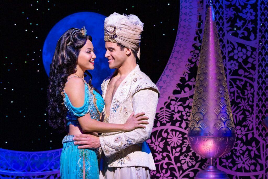 Aladdin The Musical At Straz Cast Ensemble 3