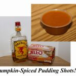 Halloween Drinks Part 1 – Thirsty Thursdays