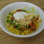 Inspired Dinner Via the Chicken Fajita Bowls on the Family Foodie Blog