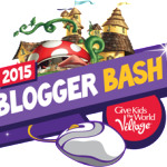 My Blogger Bash and Give Kids the World Visit on 8/1/15