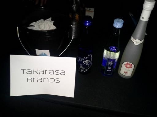 Takarasa Brands Sake 2