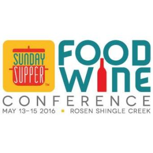 food wine conference 2016