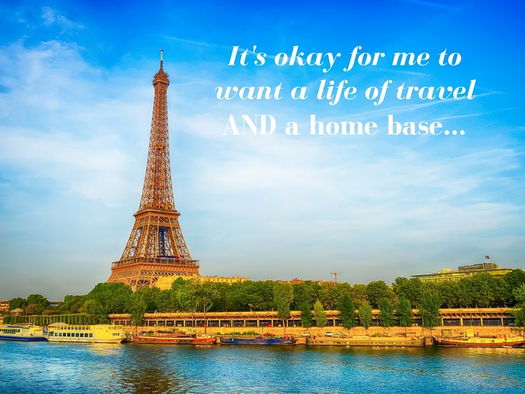 It's Okay to Want a Life of Travel