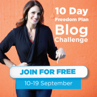 10 day blogging challenge