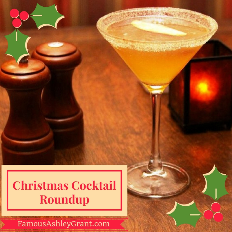 anyone who knows me knows that im a sucker for a delicious cocktail while i love them year round there is something extra special about the flavor - Best Christmas Cocktails