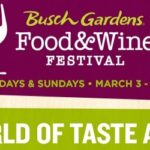 Sister Hazel, Edwin McCain and Grupo Niche to Kickoff the Food & Wine Festival at Busch Gardens
