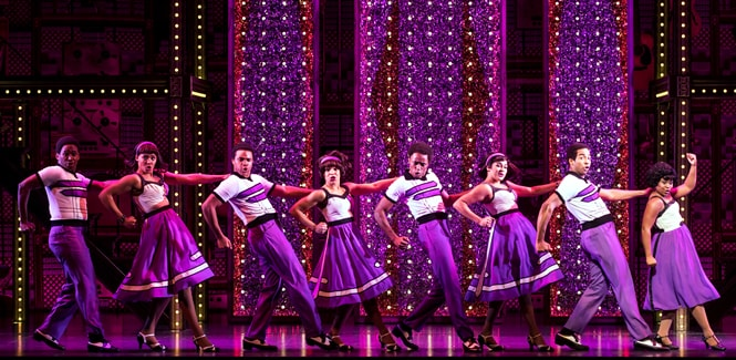 Ensemble from Beautiful - The Carole King Musical