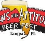 Brews with Attitude – April 3, 2018 in Tampa