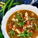 Get Ready to Drool Over This Hearty Minestrone Soup with Fresh Arugula
