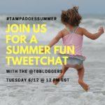 Tweetchat 6/12/18 – Tampa Does Summer