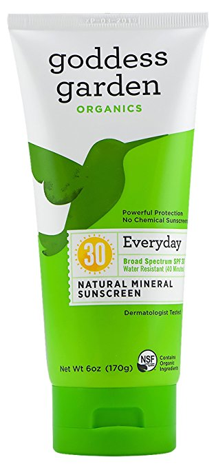 Sun Safety Sunscreen