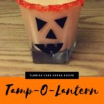 The TAMP-O-LANTERN cocktail