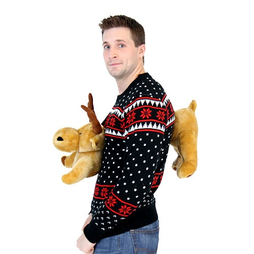 Grab your Ugly Christmas Sweater today! Just click through the image to the online store