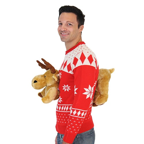 Grab your Ugly Christmas Sweater today! Just click through the image to the store