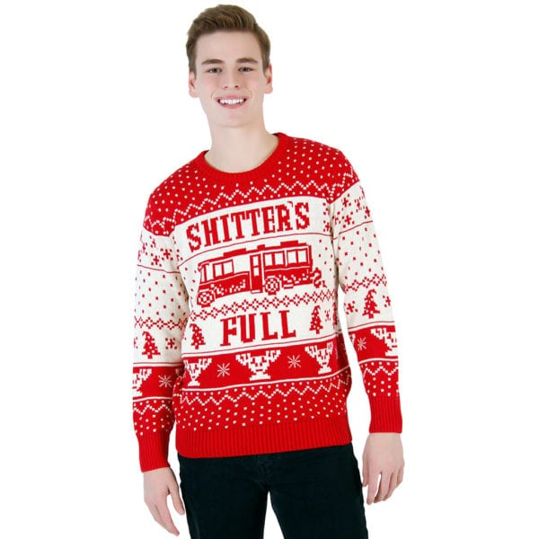 Grab your Ugly Christmas Sweater by clicking through this image today!