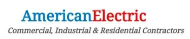 Hiring An Electrician-American Electric Logo