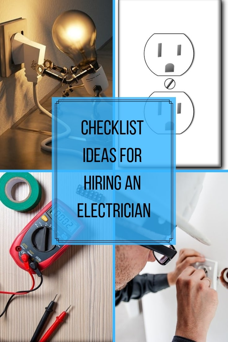Considering hiring an electrician? Are you lost in the process of how to go about it? If so, this post may help you with your decision! Check it out by clicking through the image!