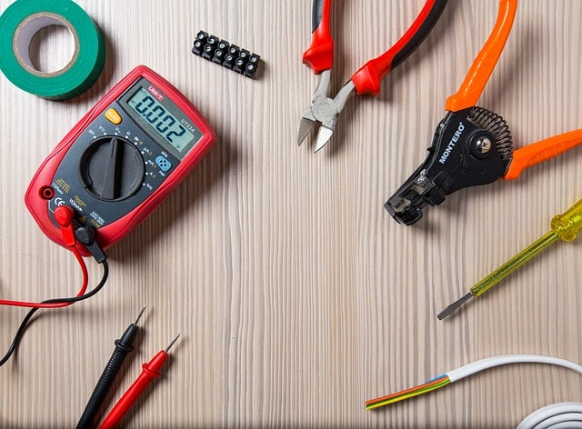 Hiring An Electrician-Tools For Work