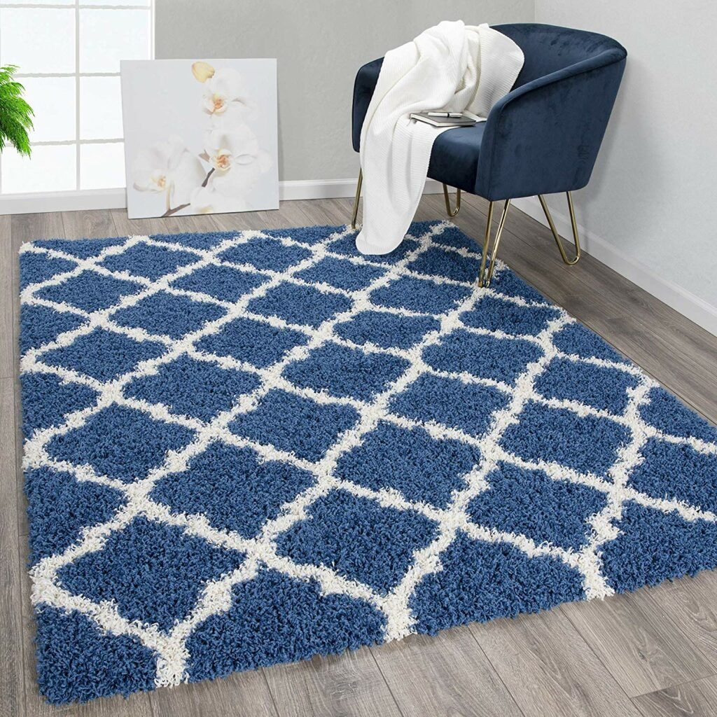 Area Rugs Ottomanson Blue
