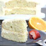 Orange Vanilla Cake – Boxed Cake Remixed